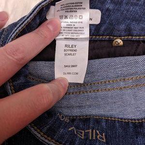 DL1961 Jeans - DL1961 Riley Boyfriend Jeans